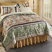 6 pc  venice comforter set