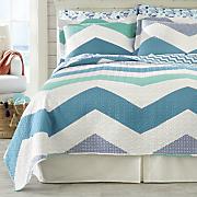 shoreline quilt set