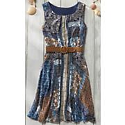 patchwork dress 11