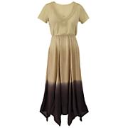 ombre crochet dress 15