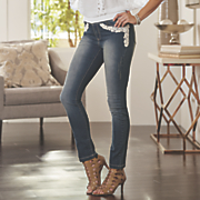 Lily Lace Jean