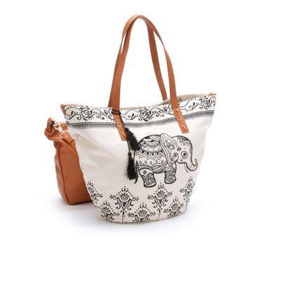 Elephant 2-In-1 Bag