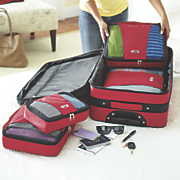 6 pc  packing cube set by go far