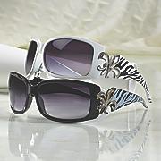 fleur de lis sunglasses