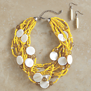 shelly jewelry set