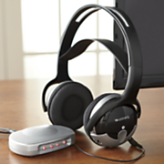 tv listener rechargeable wireless headset