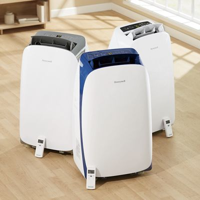 10,000 or 12,000 BTU Portable Air Conditioners by Honeywell