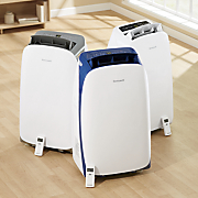 10 000 or 12 000 btu portable air conditioners by honeywell