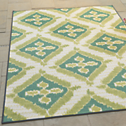 summer splash indoor outdoor rug