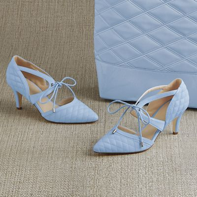 Danette Quilted Pump