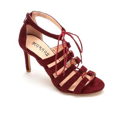 Lace-Up Sandal by Monroe & Main