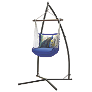 peacock hammock swing