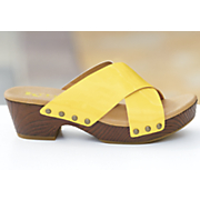 patent yellow slide by korks