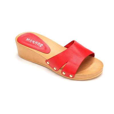 Aida Slide Sandal by Monroe & Main