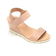 bethel sandal by yellow box