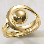 ball loop ring