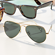 classic aviators by ray ban