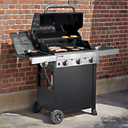 3 burner tru infrared gas grill by char broil