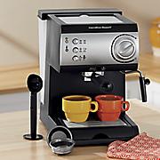 espresso maker by hamilton beach
