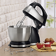 6 speed classic stand mixer by hamilton beach