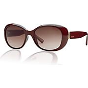 women s oversized round sunglasses by valentino