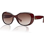 women s oversized round sunglasses by valentino