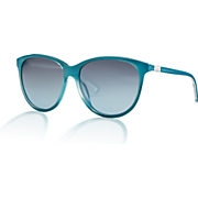 women s oversized color fun sunglasses by nautica