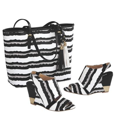 Petronia Tote and Bootie