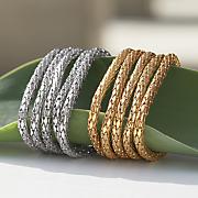10 pc  stretch bracelet set