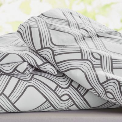 200-Thread Count Cotton Print Sheets