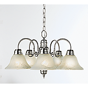 millbridge 5 light chandelier by design house