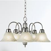 millbridge 5 light chandelier by design house
