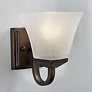 torino 1 light wall mount fixture by design house