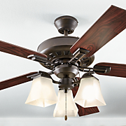 torino 3 light 52  ceiling fan by design house