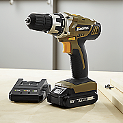 18 volt drill driver by shopseries