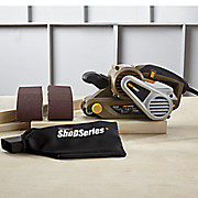shopseries belt sander