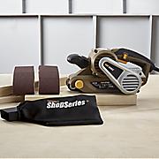shopseries belt sander