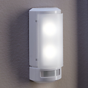 motion sensing led wall sconce by ge