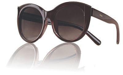 Oversized Cat Eye Sunglasses by Chloe