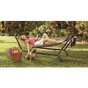 steel hammock set
