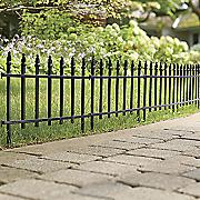 metal garden fence 46