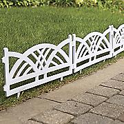 arch garden fence 48