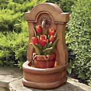 tulip fountain