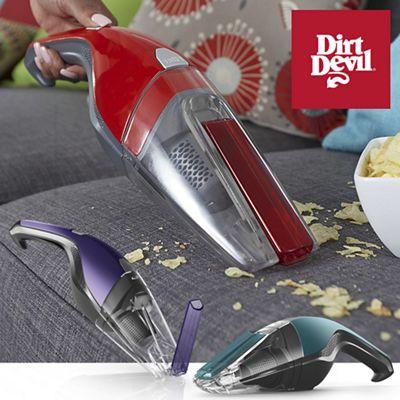 Quick Flip Hand Vacuum by Dirt Devil