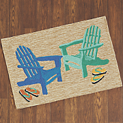adirondack seaside mat   1  8  x 2  6
