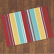 sailor stripe mat   1  8  x 2  5 1 2