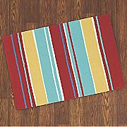 sailor stripe mat   1  8  x 2  5 1 2
