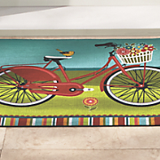 decorative mat   18  x 30