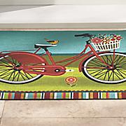 decorative mat   18  x 30