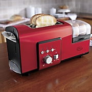 toaster with egg cooker by ginny s
